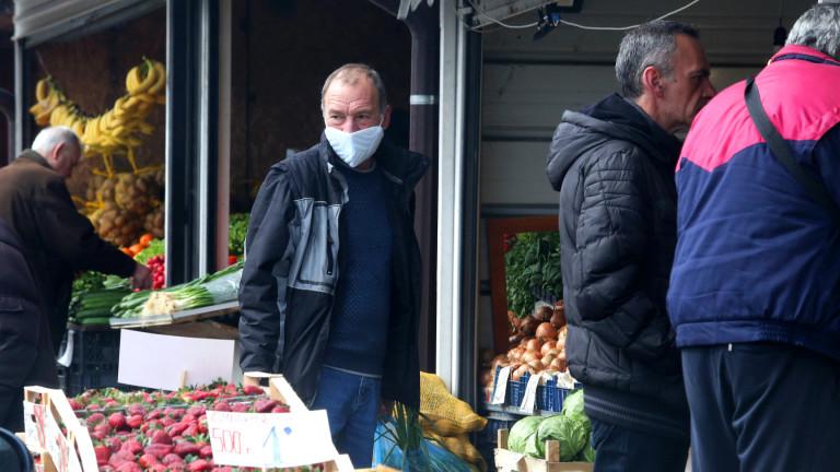 Продавачите на Женския пазар в София се жалват от липса