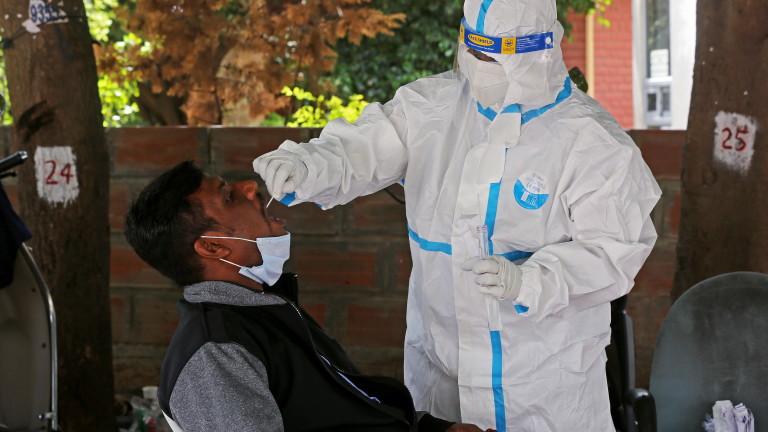 Броят на починалите заради коронавируса (COVID-19) от началото на годината