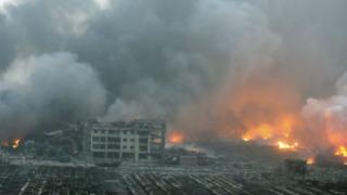 Трагедията в Тянцзин: Кратер на безотговорността