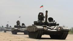 Министерство на отбраната представи бойната техника за парада на 6-ти май