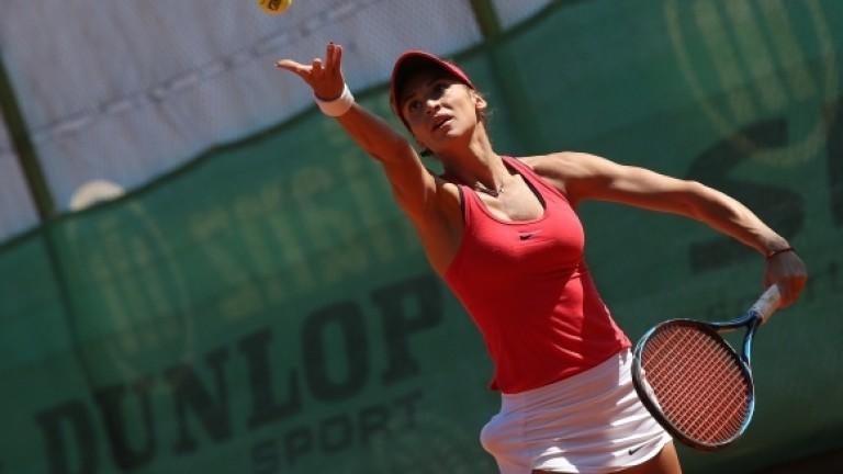 Ани Вангелова не даде гейм на Сирия Ла Чера в Табарка