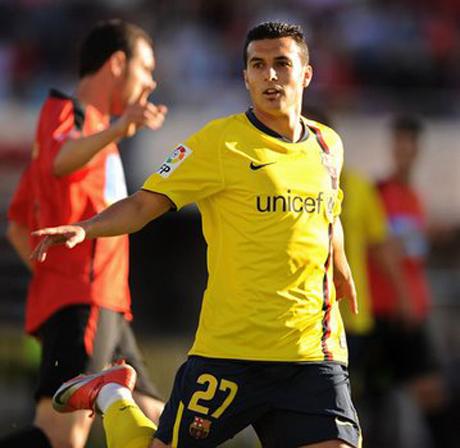 Педро подписа за 5 години с Барселона