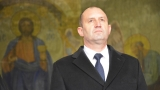 Първото посещение на президента Радев е в Брюксел