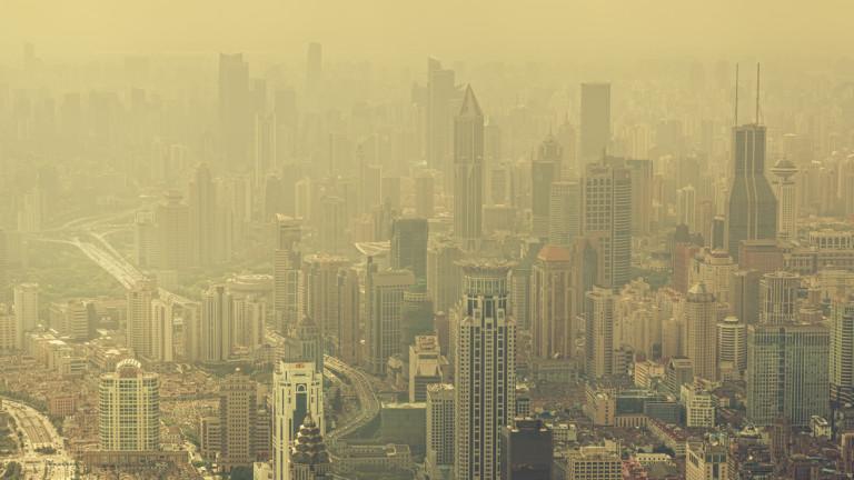25 града в света произвеждат над 50% от емисиите на парникови газове в глобален мащаб