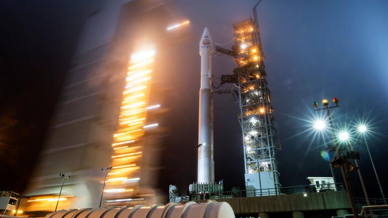 Преди 42 години САЩ прати сонда на повърхността на Марс.