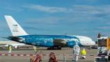 36 души със симптоми на коронавируса от самолета с българите