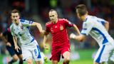 Иниеста обяви край на кариерата си в националния отбор