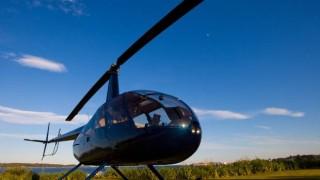 Хеликоптер се приземи аварийно в Лос Анджелис
