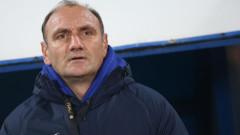 Дясната ръка на Славиша Стоянович ще помага за зимната селекция на Левски