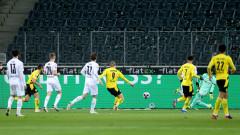 Борусия (М) победи Борусия (Д) в шоу с два обрата