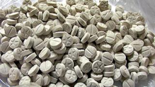 Над 700 таблетки амфетамин откриха при проверка на автомобил в Кърджали