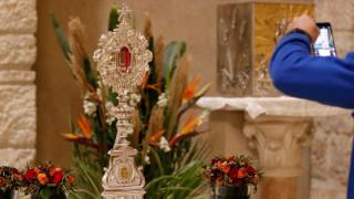 Ватикана връща реликва във Витлеем след повече от 1000 години