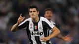 Челси атакува Алваро Мората с 45 млн. евро