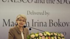 Бокова обяви, че продължава битката за шеф на ООН