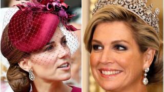 Кралицата, която засенчи Кейт Мидълтън