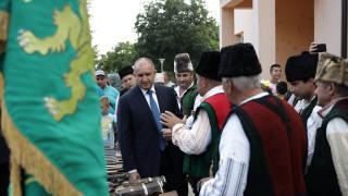 Президентът Румен Радев обсъжда с ЦИК избори 2 в 1