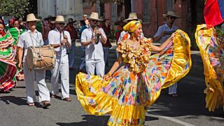 Как акордеонът стана част от колумбийската традиционна музика