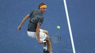 Александър Зверев си осигури мач с Роджър Федерер в Шанхай
