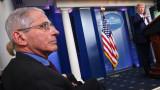 """Фаучи ще предупреди Сената: """"Ненужна смърт"""", ако САЩ отворят твърде рано"""