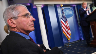 Д-р Фаучи: САЩ можеха да спасят живот с по-ранни действия