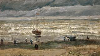 Иззеха от Камората две картини на Ван Гог, откраднати през 2002-а