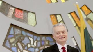 Новоизбраният президент на Литва се закани на олигархията