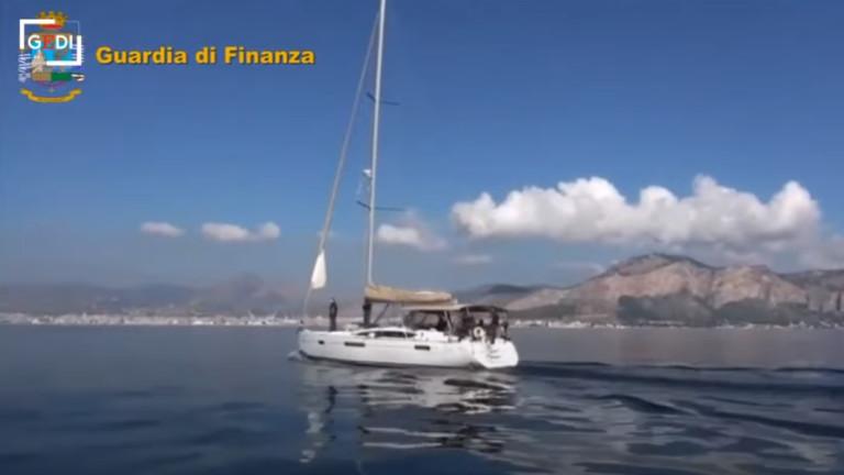 Полицията в Италия задържа 6 тона хашиш в яхта, следпроследяване