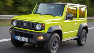 Тест Драйв: Suzuki Jimny
