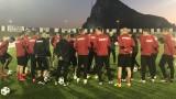 ЦСКА с първа тренировка в Испания, Стойчо Стоилов гледа (СНИМКИ+ВИДЕО)