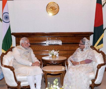 Индия и Бангладеш си разменят анклави с обща площ 98 кв. км