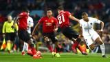 От Манчестър Юнайтед признаха каква е причината за липсата на Джеси Лингард