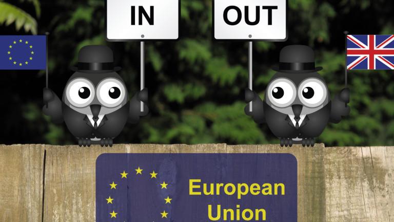Великобритания напуска ЕС и общия пазар през март 2019