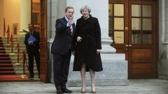 Британският премиер иска да задейства Брекзит на 9 март