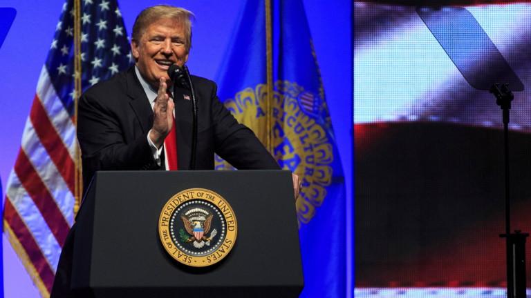 55% от избирателите не са доволни от Тръмп