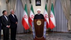 Рохани иска ЕС да се противопостави на САЩ за ядрената сделка