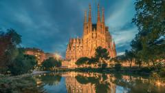 """Ще бъде ли завършена в срок """"Саграда Фамилия"""" в Барселона"""