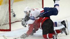 ВИДЕО: Масов въргал на хокеен мач