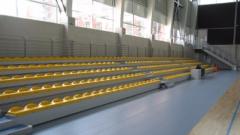Новоремонтирана волейболна зала в Перник останала без отопление
