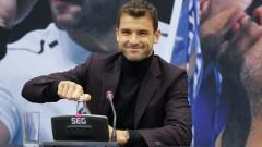 Григор: Бях на преглед в Монако, надявам се да съм готов за турнира в София