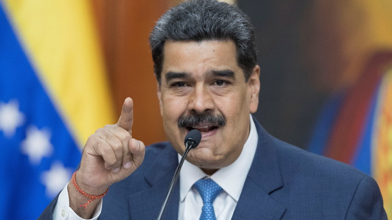 Мадуро праща Гуайдо в затвора