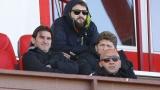 Велизар Димитров търси нови играчи за ЦСКА в Унгария
