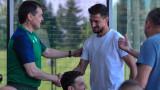 На националите им тръгна по вода преди мача с Беларус