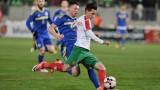 Михаил Александров: Треньорът ще каже дали се получи с новата схема