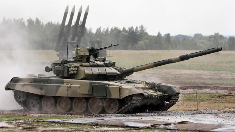 Индия купува от Русия 464 танка за $1,93 милиарда