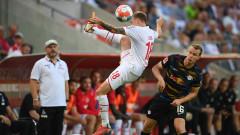 Кьолн и РБ Лайпциг направиха 1:1 в Бундеслигата