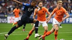 Франция - Холандия 2:1, Жиру най-накрая се отпуши!