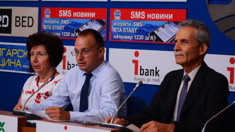 Симеон Славчев пита с какъв точно препарат ще почистват водата на София