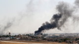 Асад насочи армията си към турската граница