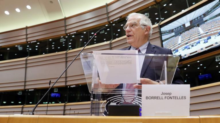 Европейският съюзв съвременния свят вече не може да разчита само