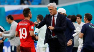 Владимир Петкович: Червеният картон оказа голямо влияние